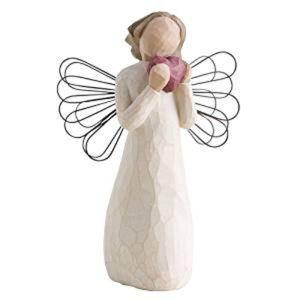 Willow Tree Angel of the Heart figurine by DEMDACO